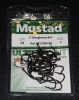 Mustad 9174NP-BN O'Shaughnessy Live Bait Hooks - Size 1
