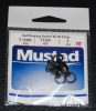 Mustad Ball Bearing Swivel with Welded Rings - Size 7/400