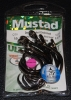 Mustad 39932XNP-BN Barbless 4X Strong Circle Hooks - Size 11/0