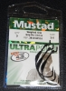 Mustad 38101W Weighted KVD Grip Pin - Size 3/0 - 1/16 oz