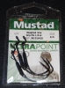 Mustad 38101W Weighted KVD Grip Pin - Size 6/0 - 1/8 oz
