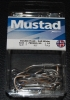 Mustad 7982HS-SS Stainless Steel Double Hooks - Size 6/0
