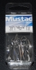 Mustad 7982HS-SS Stainless Steel Double Hooks - Size 4/0