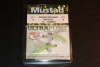 Mustad 102NP-RWCH White Chart Dressed Treble Hooks - Size 6