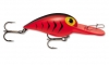 Storm Original Wiggle Wart - Fluorescent Red Black HB
