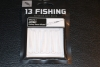 13 Fishing Jeffrey - White No 1