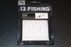 13 Fishing Sneak - White No 1