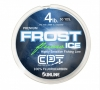 Clam FROST ICE FISHING LINE - CLEAR - 4 LB Test