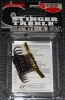 Owner Stinger 41 Treble Hooks Black Chrome - Size 6