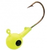 Northland Tackle Gum-Ball Jig 1/4 oz - Chartreuse